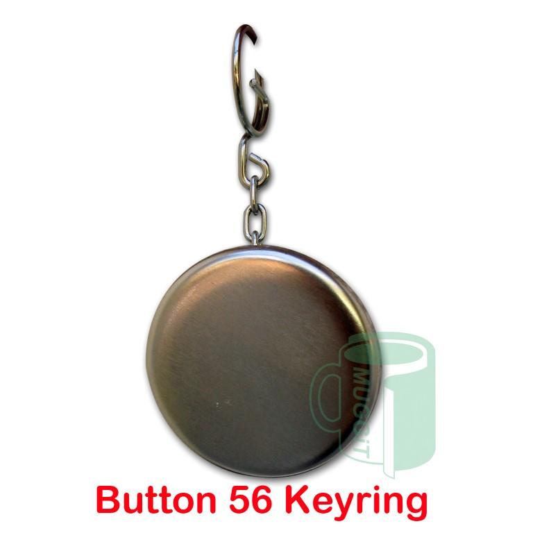 Button 56 Keyring