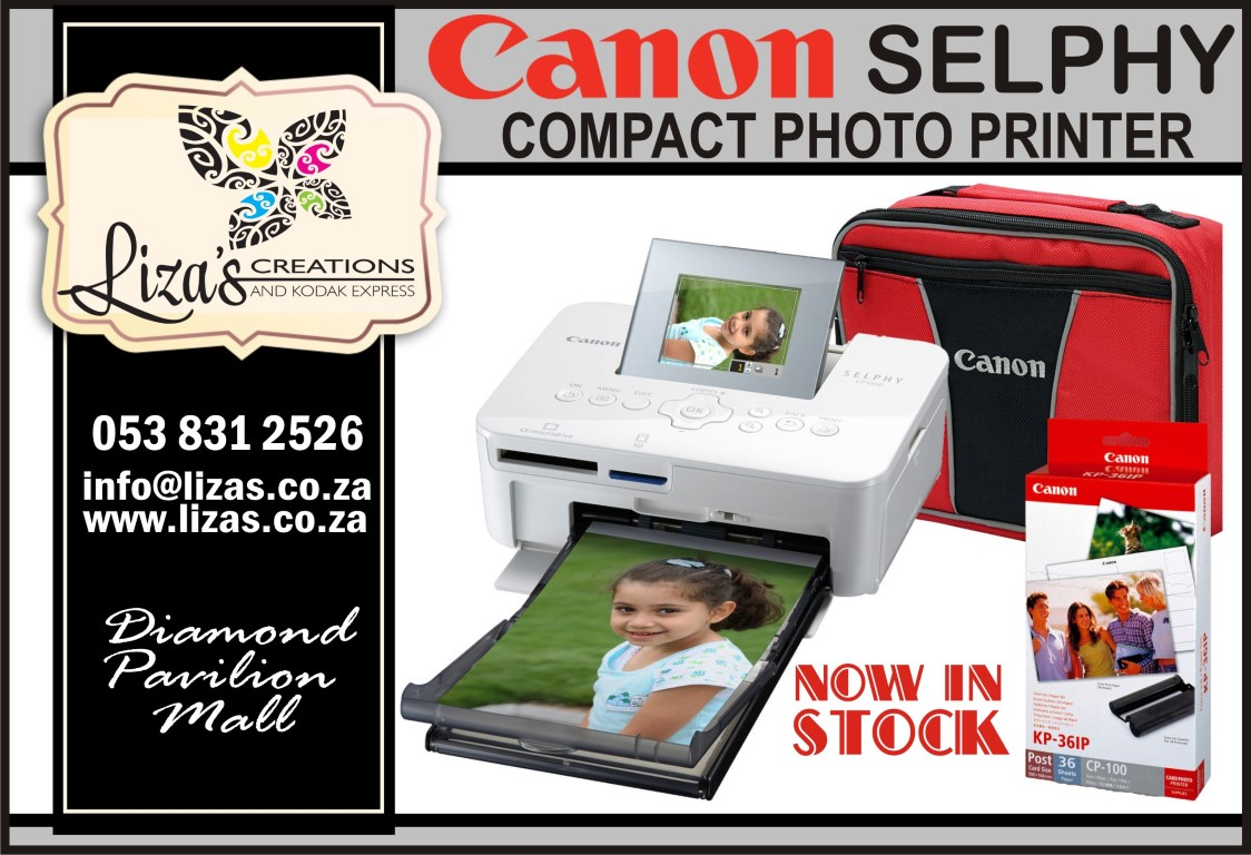 Selphy printers
