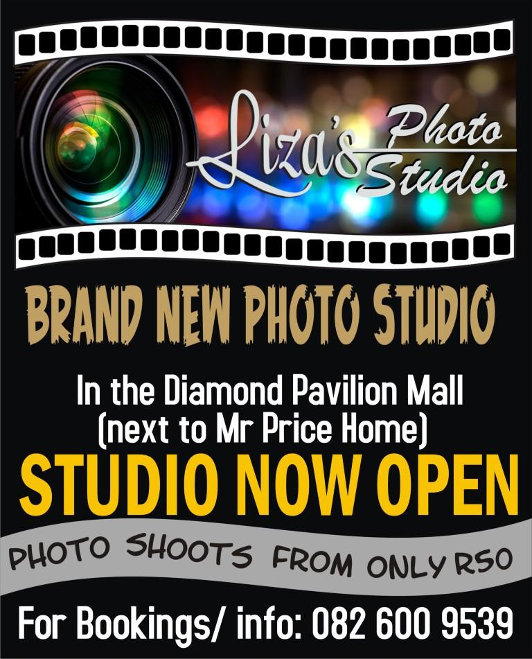 Liza's Studio now open