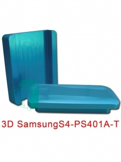 3D SamsungS4 protective case tool