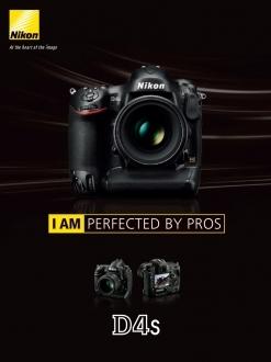 D4S DSLR Camera