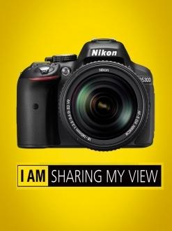 D5300 SLR Camera