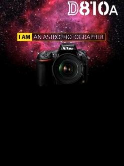 D810A SLR Camera