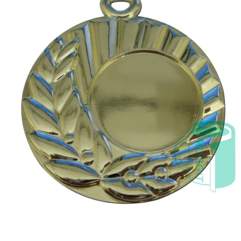 Dome Medal-Gold1