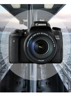 Canon EOS 760 D