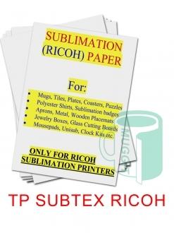 TP SUBTEX RICOH A3-10